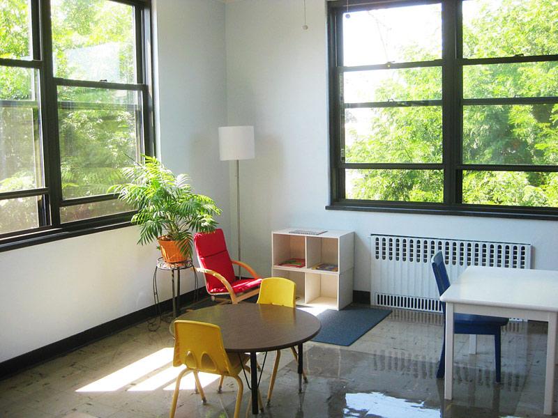 Classroom Reading Corner | Indiana, PA Preschool Montessori