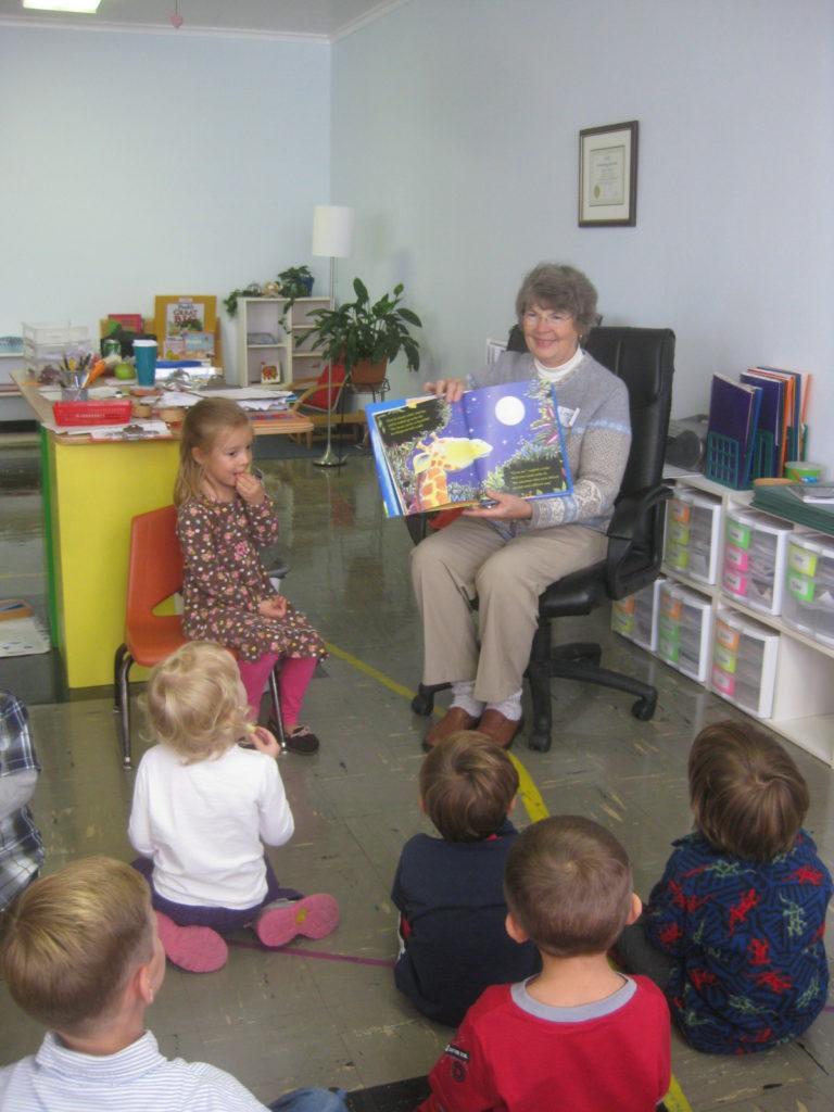 Family Reading Friday | Indiana, PA Preschool Montessori
