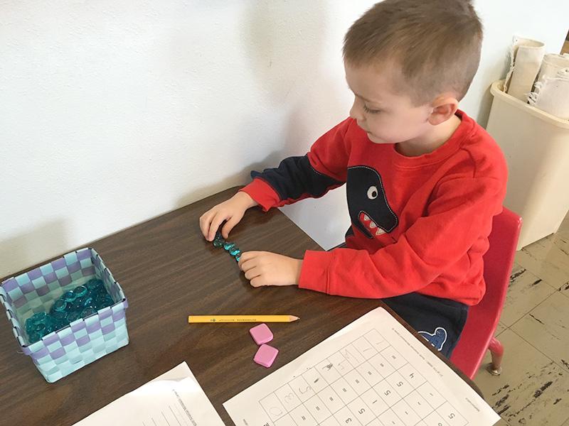 Math Subtraction | Indiana, PA Preschool Montessori