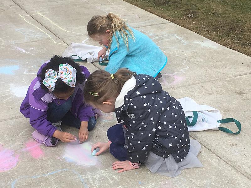 Recess | Indiana, PA Preschool Montessori